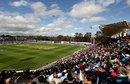 A packed Sophia Gardens in 2011, September 16, 2011