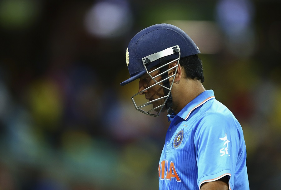 Dhoni made a run-a-ball 65, but was also caught short by a direct hit, much like Ravindra Jadeja