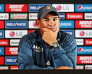 Russell Domingo at the post-match press conference, New Zealand v South Africa, World Cup 2015, 1st Semi-Final, Auckland, March 24, 2015