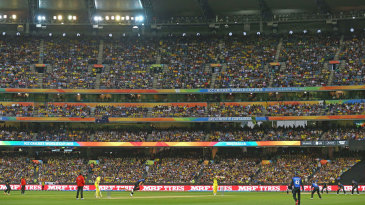 The final was played at a packed MCG
