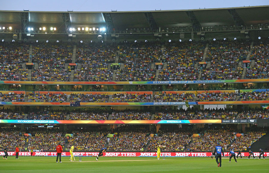 ICC Announce 2020 World T20 Venues; MCG to Host Final