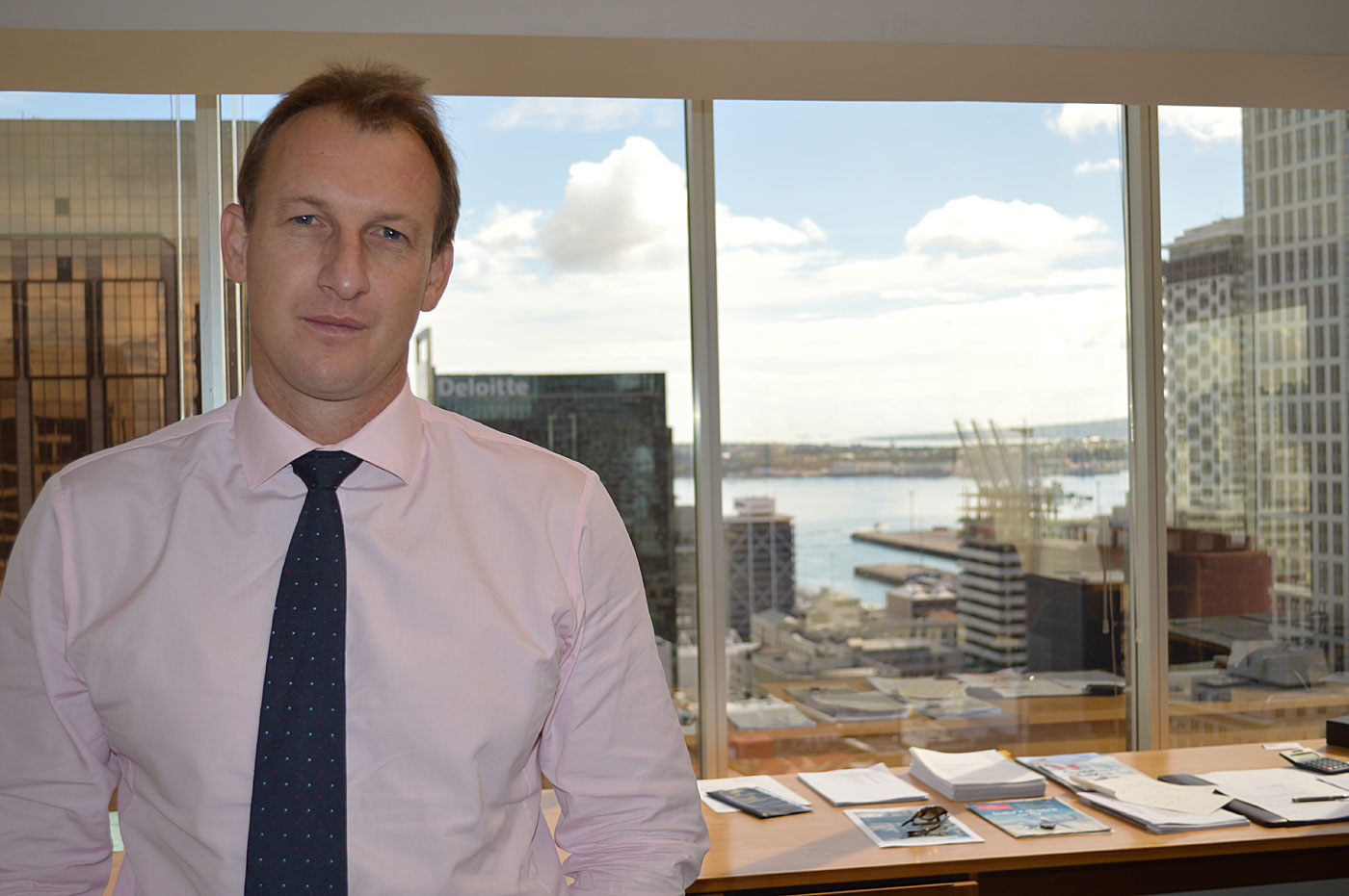 Greg Loveridge: from legspinner to political speechwriter to schoolteacher and now property millionaire