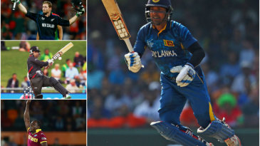 Composite of top performers from World Cup who are missing from IPL 2015