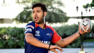 Yuvraj Singh during a promotional event