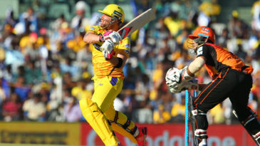 Brendon McCullum pulls for six