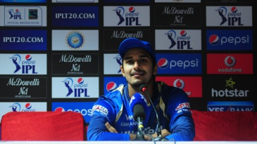 Deepak Hooda fields questions after his match-winning knock