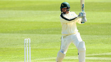 Brendan Taylor made a century on his Championship debut