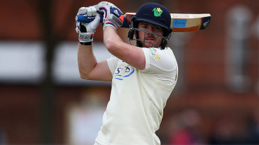 Will Bragg opened 2015 with a century
