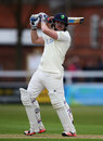 Will Bragg opened 2015 with a century, Leicestershire v Glamorgan, County Championship Division Two, Grace Road, April 12, 2015
