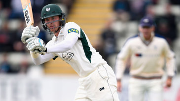 Tom Fell repelled the champions with a century