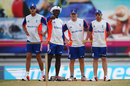 England have Ottis Gibson back as bowling coach for their Caribbean tour, North Sound, April 12, 2015
