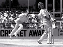 Gary Cosier pulls away from a delivery bowled by Ian Botham, Australia v England, 2nd Test, Perth, December 1978