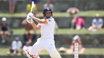 Gary Ballance grew in confidence at the crease