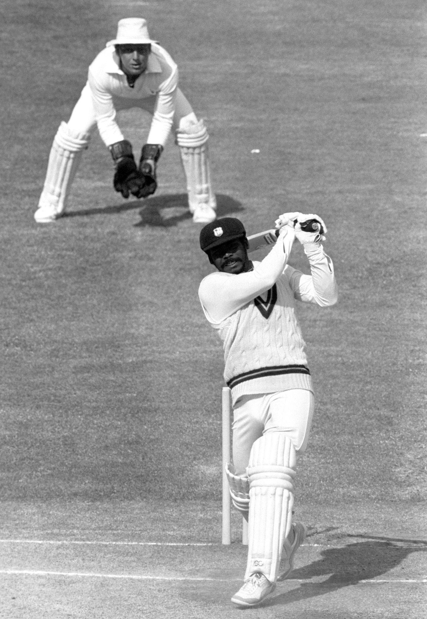 Don't wait for Gordo: Greenidge needed only 66.1 overs to chase down 342