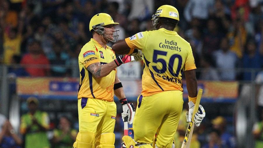 Mumbai Indians vs Chennai Super Kings Highlights 2015 Apr 17