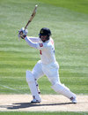 Matt Machan raced to a 70-ball hundred, Sussex v Worcestershire, County Championship, Division One, Hove, April 19, 2015