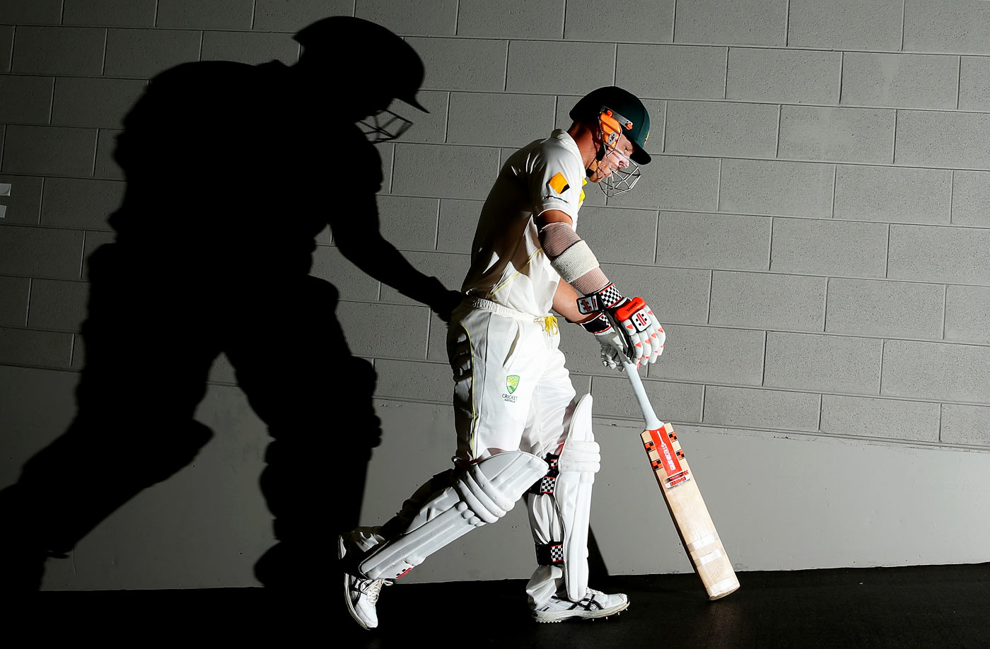 In pursuit of the baggy green: despite the fame and fortune he earned from the IPL, Warner was always clear that Test cricket was a priority