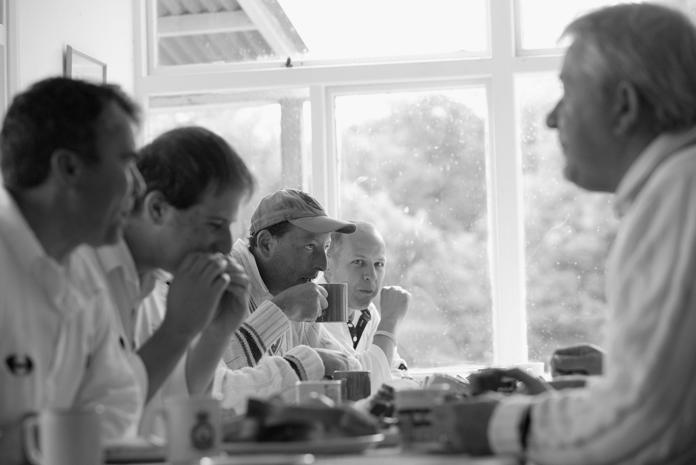 Where there's cricket, can tea be far behind?
