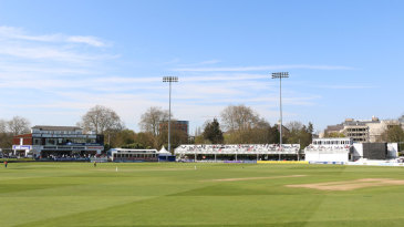 General view of the County Ground