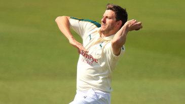 Harry Gurney took three wickets