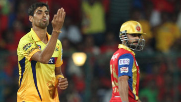 Ashish Nehra finished with a career-best 4 for 10