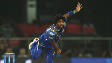 Lasith Malinga went at under six an over