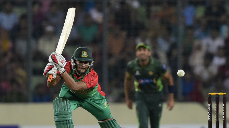 Bangladesh outclass Pakistan in Only T20I to win by 7 wickets
