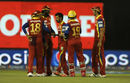 Yuzvendra Chahal picked 2 for 25 in his four overs, Rajasthan Royals v Royal Challengers Bangalore, IPL 2015, Ahmedabad, April 24, 2015