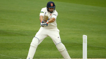 Nick Browne anchored Essex's reply