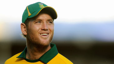 Colin Ingram smiles