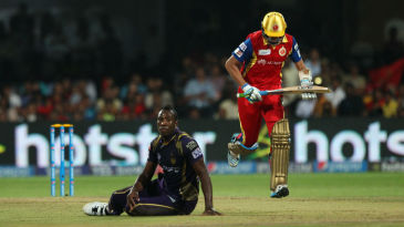 Andre Russell conceded 22 runs in 10 balls