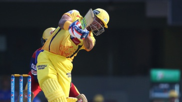Suresh Raina goes on the attack