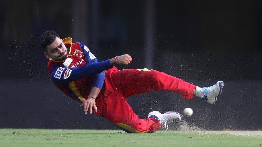 Kohli The Highest Paid Cricketer In Ipl Cricket