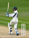 Ben Cox steered Worcestershire into the lead, Worcestershire v Somerset, County Championship Division One, New Road, 2nd day, May 4, 2015