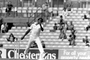 Sylvester Clarke runs in to bowl for Surrey, Surrey v Middlesex, NatWest Trophy, semi-final, The Oval, August 19, 1982