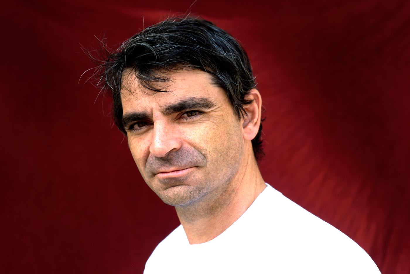 Novelist Joseph O'Neill