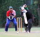 Roy Lamsam, KCC v Independents, 2014-15 HKCA Premier League One-Day, Kowloon Cricket Club