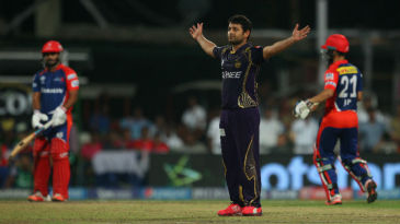Piyush Chawla picked up 4 for 32 in his four overs