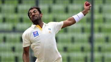Wahab Riaz rattled the lower order with pace and bounce