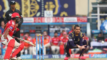 Sunil Narine sets himself up for a return chance