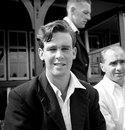 Lancashire and England's Nigel Howard, England, September 11, 1951
