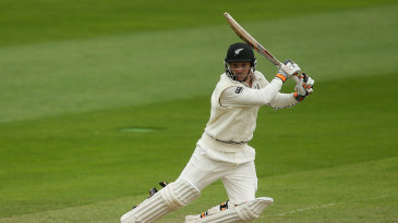 BJ Watling played his second useful innings of the match