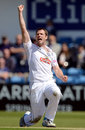James Tomlinson picked up 4 for 86, Yorkshire v Hampshire, County Championship, Division One, Headingley, 2nd day, May 11, 2015