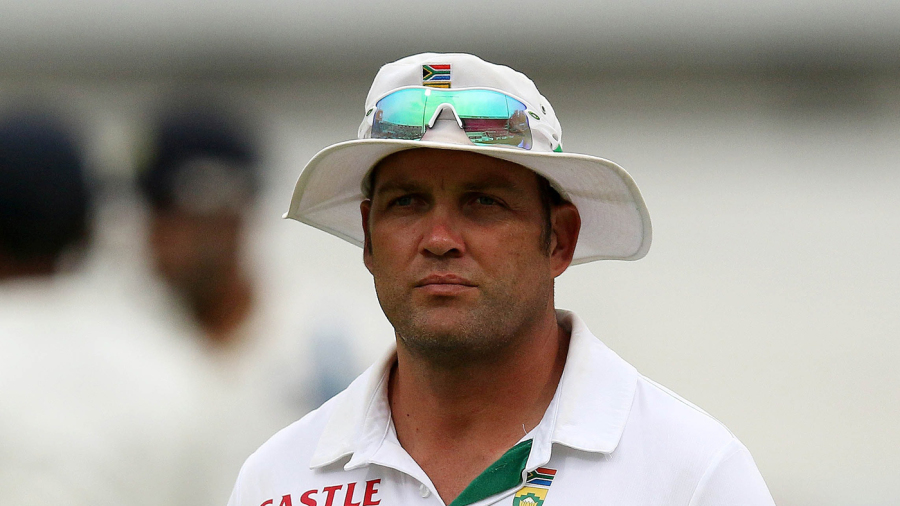 Bloodless to the end: in his last Test, Durban, 2013
