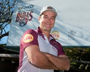Phil Jaques, the new coach of Queensland