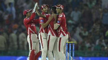 Sandeep Sharma is sandwiched betwen Rishi Dhawan and Axar Patel