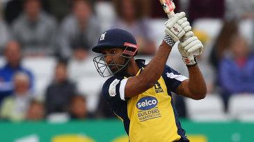 Varun Chopra top-scored for Birmingham with 80