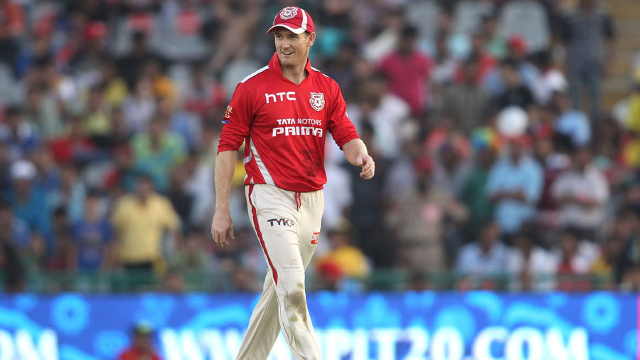 It all went wrong for George Bailey and Kings XI Punjab this season