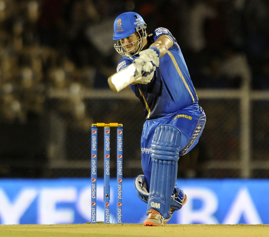 Opting to bat first in a must-win game against Kolkata Knight Riders, Rajasthan Royals had a bright start thanks to Shane Watson...