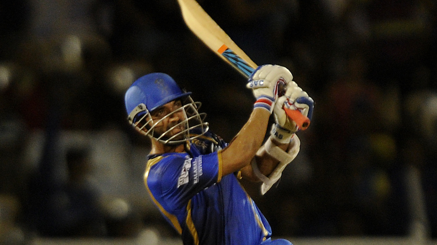 Ajinkya Rahane chipped in with 37 in an opening stand of 80
